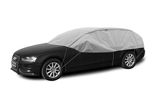 Winter L-XL Schutzplane Sonnenplane Schutz vor Sonne und Frost geeignet für VW Golf VII Variant ab 2013 Halbgarage