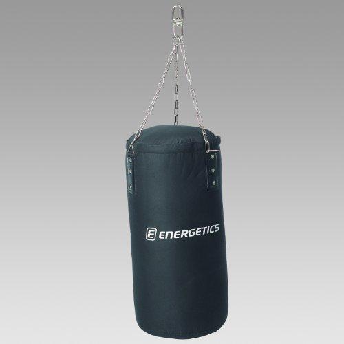 Energetics Boxsack Punching Bag 14KG Schwarz/Rot Sandsack