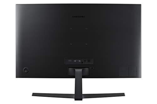"SAMSUNG LC24F396FHNXZA 23.5"" FHD Curved LED-Lit FreeSync Monitor"