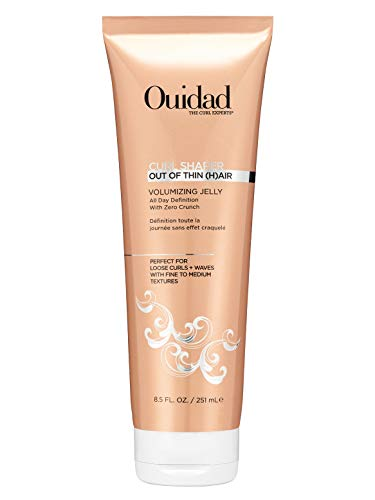 OUIDAD Curl Shaper Out Of Thin (H) air Volumizing Jelly, 8.5 oz.