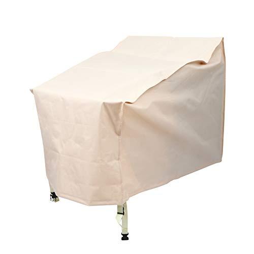 Doitool Sillón de Comedor Cubierta para Muebles de Exterior para Patio Juego de 2