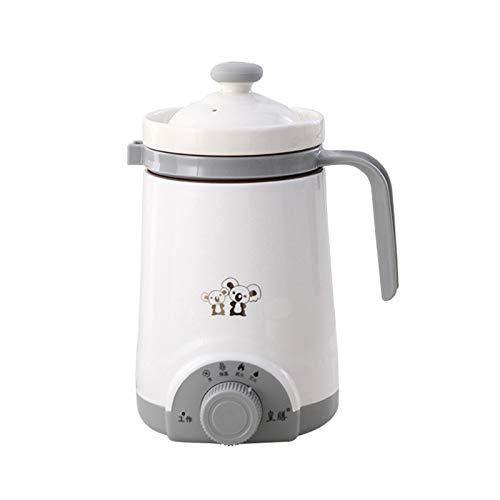 Elektrischer Wasserkochers Mini elektrische Thermal Kessel Keramik WasserHeizung Tasse Milch Kessel Nudeln Porridge Eintopf Topf Baby Essen Slow Cooker Teekanne