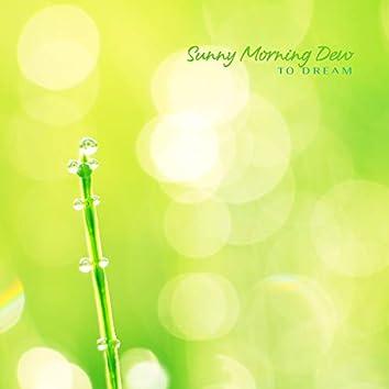 맑은 아침 이슬