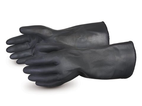 Superior BBQ Gloves - High Heat Resistant Barbecue Gloves...