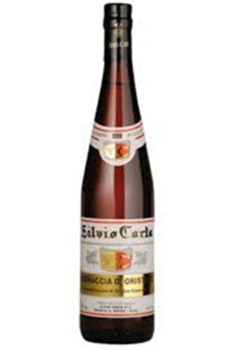 Vernaccia di Oristano DOC riserva Silvio Carta 0,75 - prodotto tipico sardo