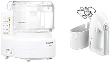 Panasonic 松下電器 食品加工器 1臺4用~8用