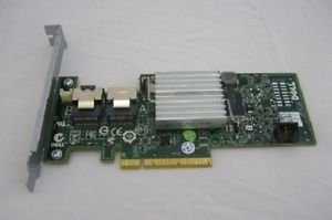 DELL 00RR9J Dell PERC H200 Adapter 8 Port SAS Card