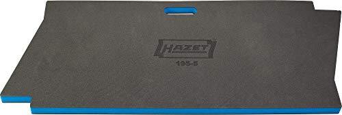 HAZET Kniematte (für schonendes Arbeiten auf dem Boden, für Sport, Haushalt, Garten und Fahrzeugwartung) 195-5