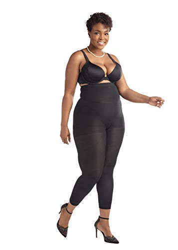 Camouflage Cellulite High Waisted Slimming Shapewear   Anti-Cellulite Compression Liners for Women   Black Medium