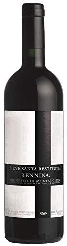 Rennina Brunello di Montalcino DOCG 2010 Pieve Stanta Restituta Angelo Gaja, trockener Rotwein aus der Toskana