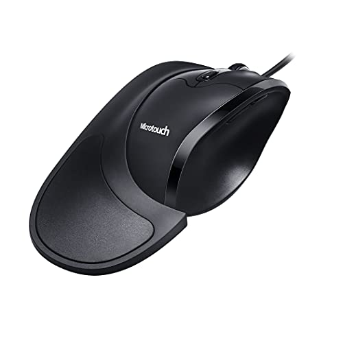 Goldtouch Newtral 3 Medium Black Mouse Wired, Right Handed