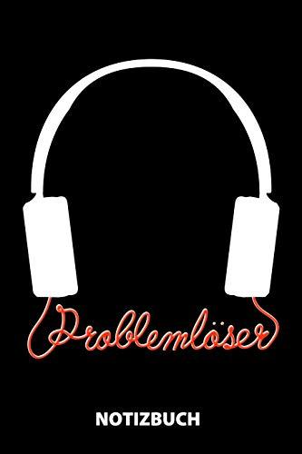 Problemlöser Notizbuch: 100 Linierte Seiten | Ca. Din A5 | Skizzenbuch | Matheheft | Schulheft | Übungsheft | Geschenk Zu Weihnachten Oder Geburtstag | Lustige Geschenkidee