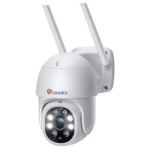 Ctronics PTZ Überwachungskamera Bild