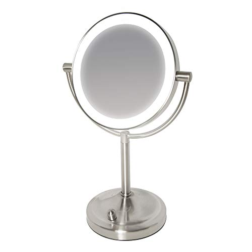 specchio trucco 7x HoMedics Beauty Spa