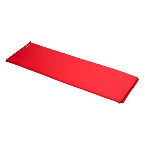 Trango® Standard-mat 185x 50x 3Isomatte Schlafsack Einheitsgröße grau
