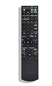 Sccavve The Replacement Remote Works with The Sony RM-AAU060 RM-AAU029