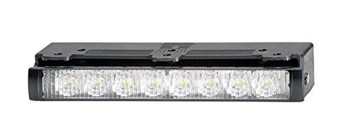 HELLA 2PT 980 970-821 LED-Tagfahrleuchte – LEDayLine Zero, 12 V, rechteckig