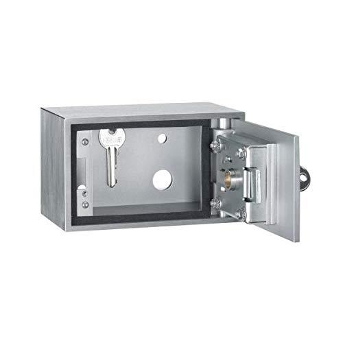 Kruse Schlüsseldepot K5 - kleiner Schlüsselsafe - vorgerichtet für Profilzylinder - 5mm Türstärke - anwendbar gem. DIN 14675 als FSD Klasse 1