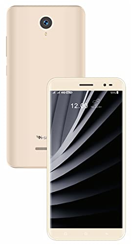 Xifo Ismart I1 Rino (2 GB 16 GB) 5.0 inch Touchscreen Smartphone (Shiny Gold)