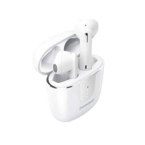 Auriculares Bluetooth Auriculares Bluetooth 5.0 Auriculares Inalámbricos Qualcomm Aptx Cancelación De Ruido con 4 Micrófonos, 24 Horas De Reproducción