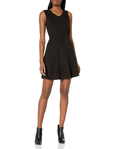 Armani Exchange Damen 8NYACD Partykleid, Schwarz (Black 1200), X-Small