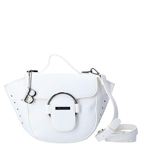 Bulaggi - Borsa da donna, colore: Bianco