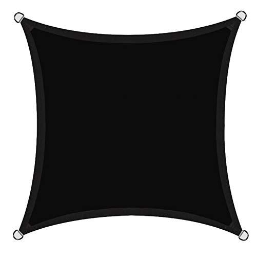 QI-CHE-YI Sombra Impermeable Shade Toldo Cuadrilátero Shade Sail Garden Paddock Toldo Verano,3.6×3.6M