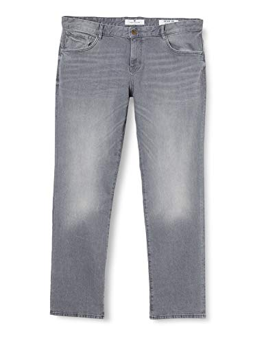 TOM TAILOR Herren Jeanshosen Josh Regular Slim Jeans, 10210-grey Denim, 31W / 30L
