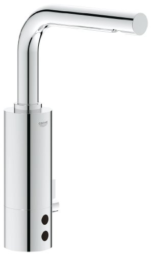 Grohe Essence - E Mezclador de lavabo, infrarrojo electrónico con mezclador metálico...