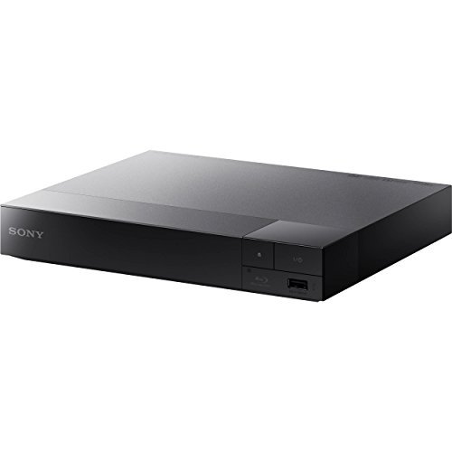 Sony BDP-S1700 [ Region Free / Multi Zone ] Blu-Ray Disc Player, 110-240 Volts for Worldwide Usage