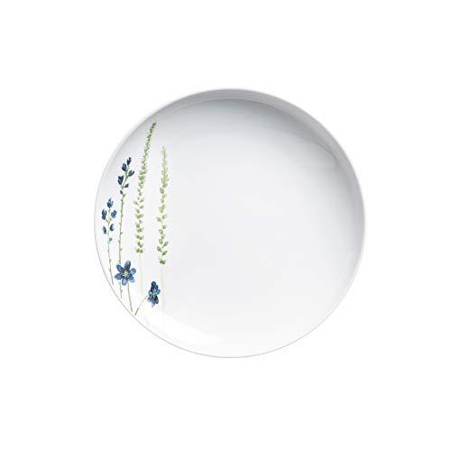 Kahla Five Senses Wildblume blau/rot Speiseteller 27 cm