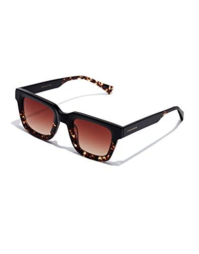 HAWKERS Uptown Black Terracota Gafas de Sol, Negro/Carey, One Size Unisex Adulto