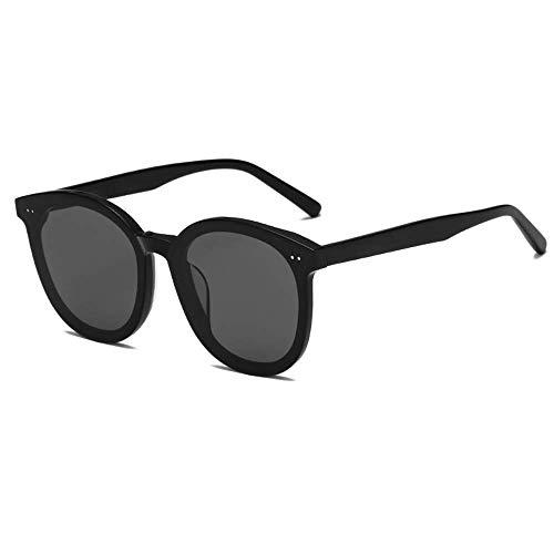 WOXING Damen Polarisierte UV-Schutzbrille, leicht, blendfrei, für Herren, modisch, HD Sport, Radfahren, Laufen, Angeln, Unisex, B 15 x 6,5 cm