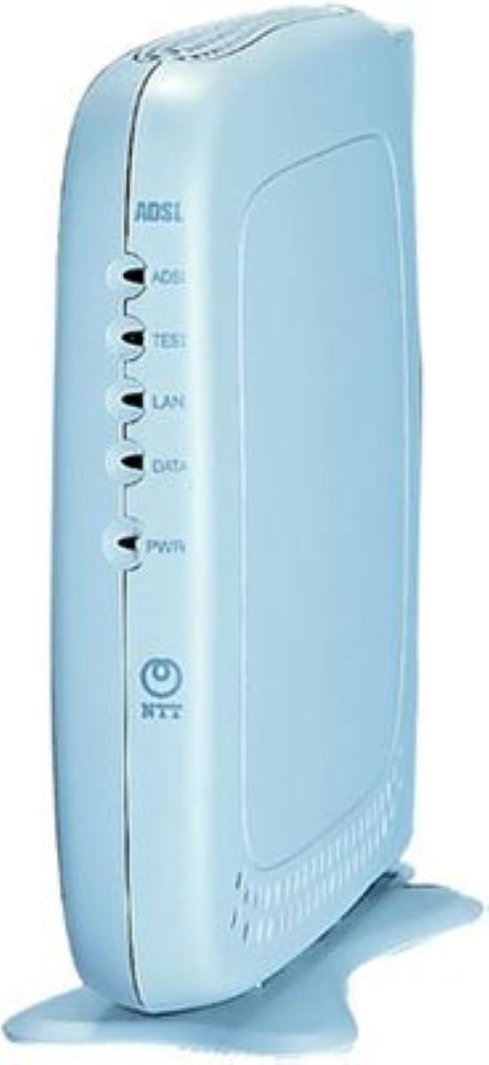 ウミウシ電化するご飯NTT西日本 ADSLモデム-MNIII