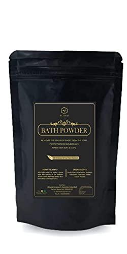 Panihari AL MASNOON Bath Powder for Skin whitening 100% Pure & Herbal Bath Powder - Pack of 1pc (100 grms)