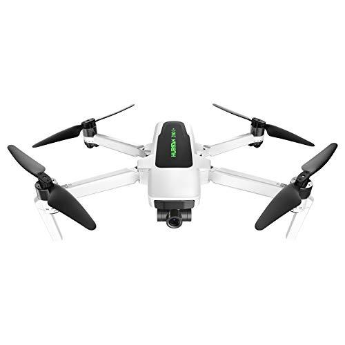 Hubsan Zino 2 Plus GPS FPV Faltbare Bürstenlos Drohne 4K 60FPS Kamera 3-Achsen Abnehmbarer Kardanring 9KM 35 Minuten WiFi APP Control (Drei Batterien)
