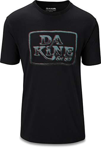 Dakine Herren Classic Ascii T-Shirt, Schwarz, Größe L