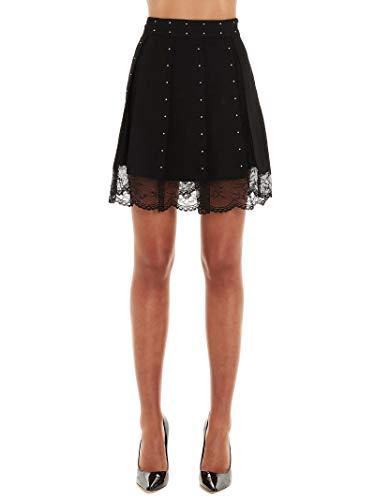 Luxury Fashion | Liu Jo Dames IA0014J587522222 Zwart Polyester Rokken | Lente-zomer 20