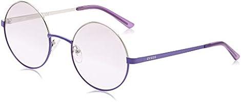 Guess Unisex Sunglasses GU304681Z52 - Shiny Violet/Gradient Or Mirror Violet Eta