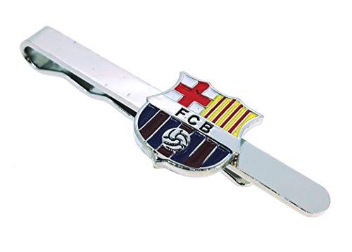 Gemelolandia Pasador de corbata del FC. Barcelona a Color | Pisa Corbatas Para usar en Bodas y en Eventos formales - Da un toque Elegante