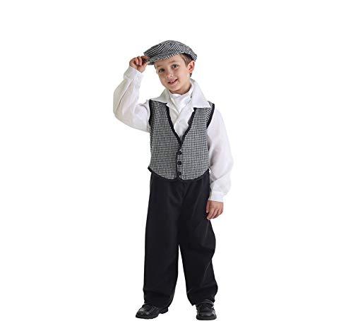 LLOPIS  - Disfraz Infantil chulapo Coral t-s