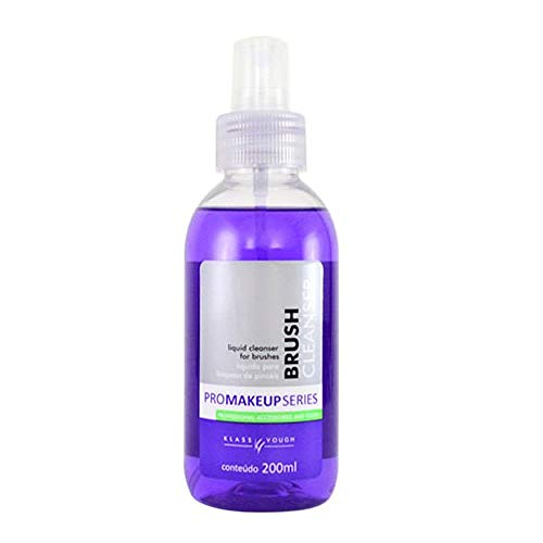Klass Vough Brush Cleanser - Liquido Para Limpar Pincéis - 200ML