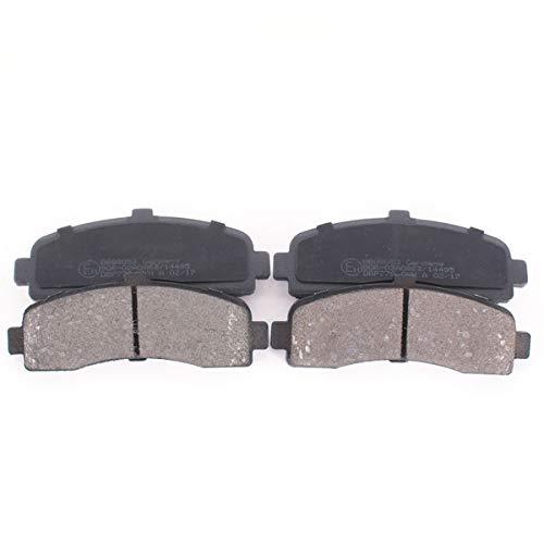Kit pastiglie freno a disco asse anteriore per Micra 2 K11 BJ 92-03, BB08053