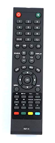 RMT-15 Remote Control Compatible with Westinghouse TV EW24T7EW...