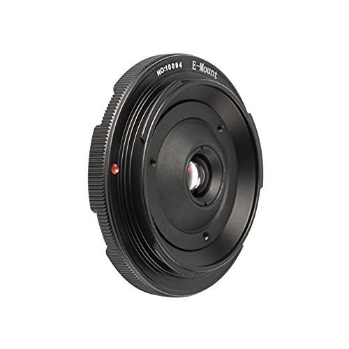 7artisans 18mm F6.3 APS-C Objektiv Manuelle Fokuskonstante Blende mit Fuji FX Kamerahalterung Fuji X-M1 X-PRO1 X-PRO2 X-E1 X-E2 X-E3 X-A1 X-A10 X-A20 X-A3 X-A5