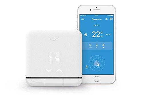 Tado° Climatizzazione Intelligente - Controllo intelligente del climatizzatore con geolocalizzazione via smartphone