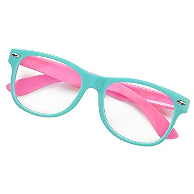 Kids Blue Light Blocking Glasses for Girls and ...