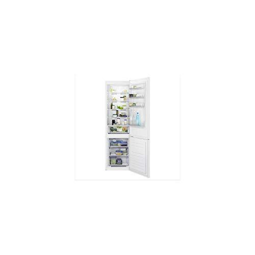 Faure Fcbe36fw0 - Refrigerateur Congelateur Bas - 360l 266+94- Froid Ventile - No Frost - A+ - H201 X L60cm - Blanc