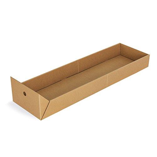 Bettkästen Drops (lang) 4er-Pack Schubladen für Pappbett Dream