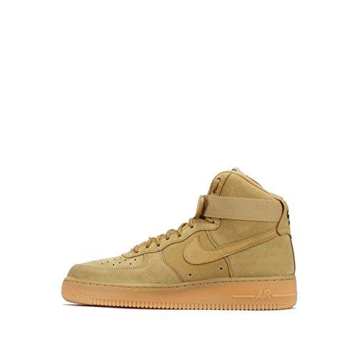 Nike 654440-200, Zapatillas de Deporte para Mujer, Marrón (Flax/Flax Outdoor Green), 40.5 EU